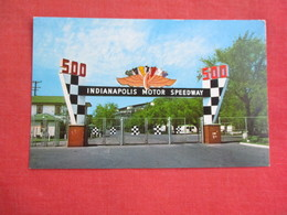 Motor Speedway    Indianapolis  Indiana > -------  Ref 3055 - Indianapolis