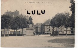 DEPT 22 : édit. J Passemard N° 27; Dinan Place Du Champ - Dinan