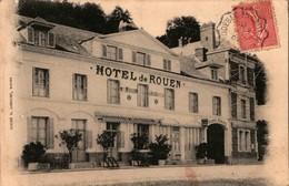 76 - ROUEN (?) - Hôtel De Rouen - Rouen