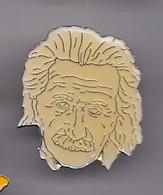 Pin's D' Einstein Réf 2284 - Celebrities