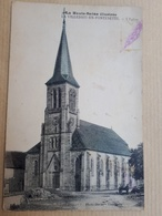 CPA 70 - VILLEDIEU EN FONTENETTE L'EGLISE - Vesoul