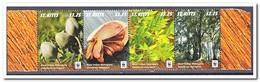 St. Kitts 2016, Postfris MNH, WWF, Trees - St.Kitts En Nevis ( 1983-...)