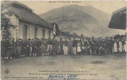 04.  ST ANDRE LES ALPES.  REVUE DE LA BRAVADE LE 8 SEPTEMBRE 1898 - Autres Communes