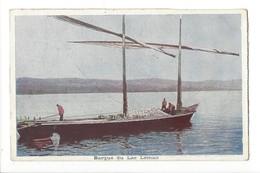 20509 - Barque Du Lac Léman - VD Vaud