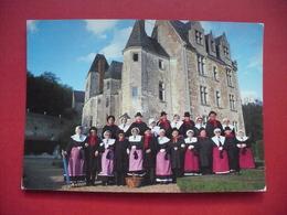 Besse-sur-braye (72) - Château De Courtanvaux - Groupe Folklorique - France