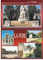 LA FERE. 2 CP Artilleur Du Pont De L'Alma - Multivues - France
