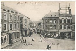 Kolding Torvet   Edit Stenders 1741 - Denmark