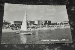 2972   Cattolica, Spiaggia E Alberghi - Rimini
