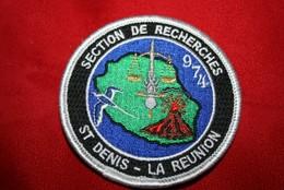 AUTHENTIQUE ANCIEN ECUSSON GENDARMERIE - Police & Gendarmerie