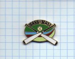 Pin's Pins / THEME  SPORT -  BASS BALL - BASEBALL - Baseball