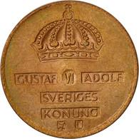 Monnaie, Suède, Gustaf VI, Ore, 1971, SPL, Bronze, KM:820 - Suède