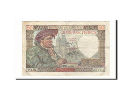 Billet, France, 50 Francs, 1941, 1941-11-20, TTB, Fayette:19.16, KM:93 - 1871-1952 Anciens Francs Circulés Au XXème
