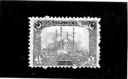 B - 1922 Turchia - Moschea Di Adrianopoli (linguellato) - Nuevos