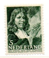 Pays Bas / N 345 / 5 C + 3 C Vert / NEUF Avec Charnière - Period 1891-1948 (Wilhelmina)