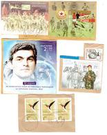 BULGARIA 2018 Postally Used Stamps And Souvenir Sheets - Bulgaria