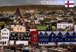 FAROE  ISLAND, TORSHAVN, VISTA PARCIAL   [20959] - Faroe Islands