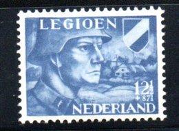 Pays Bas / N 394 / 12  1/2 + 87  1/2  / NEUF Avec Trace De Charnière - Period 1891-1948 (Wilhelmina)