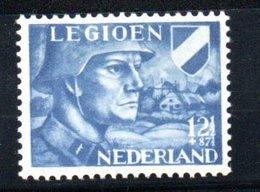 Pays Bas / N 394 / 12  1/2 + 87  1/2  / NEUF Avec Trace De Charnière - 1891-1948 (Wilhelmine)