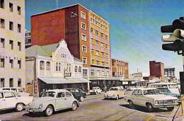 NAMIBIE Namibia SWA - WINDHOEK Kaiser Street ( Cars Automobile Volkswagen Coccinelle ) CPSM 1971 Black Africa AFRIQUE - Namibia