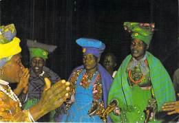 ** Lot De/of 2 Postcards/cartes ** NAMIBIE Namibia SWA - HERERO Woman Femme Frau Vrou - CPSM GF Afrique Africa - Namibia