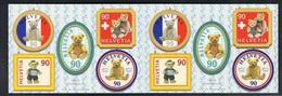 15.05.2002 100 Jahre Teddybär Markenheftchen Michel 126 Postfrisch Xx - Markenheftchen