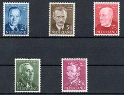 Pays Bas / Série N 618  à  622   / NEUF ** Avec Défaut De Dentelure Sur Le N 621 - 1949-1980 (Juliana)