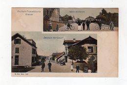 Deutsch Fransösische Grenze Igney Avricourt - 54 - - France