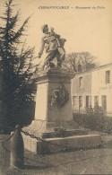 CHAMPTOCEAUX - 49 - Monument Du Poilu - Champtoceaux