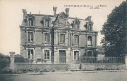 CHAMPTOCEAUX - 49 - La Mairie - Champtoceaux
