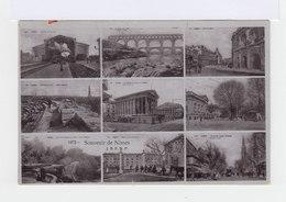 Souvenir De Nîmes.  Multivues. (3075) - Nîmes