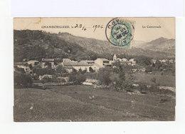 Chamborigaud. La Cantonnade. (3076) - France