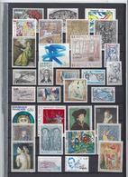 France Collection Lot Vrac De 306 Timbres Neufs Et Sans Charnière - France