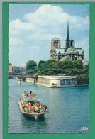 CPSM  SEINE 17/349 – PARIS, Notre Dame - Notre Dame De Paris