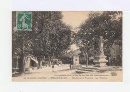 Le Vaucluse Illustré. Bollène. Boulevard Pasteur. La Vierge. (3079) - Bollene