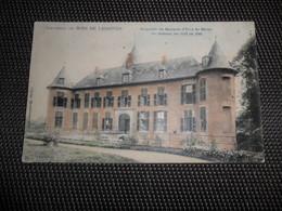 Bois De Lessines  : Château  -  Marcovici En Couleurs - Lessines