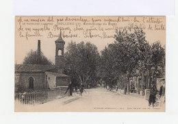 Le Vaucluse Illustré. Bollène. Notre Dame Du Pont. Bicyclettes. (3081) - Bollene