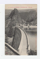 Environs De St Etienne. Rochetaillée. Le Barrage. (3082) - Autres Communes