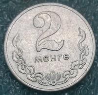 Mongolia 2 Möngö, 1980 - Mongolie