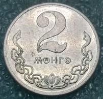 Mongolia 2 Möngö, 1977 - Mongolia