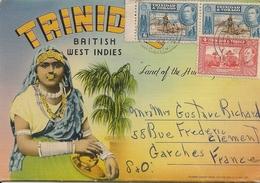 TRININAD- Notebook, Flyer, Double-sided 18 Views - Trinidad