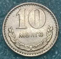 Mongolia 10 Möngö, 1970 - Mongolie