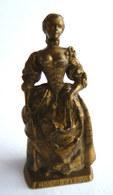 FIGURINE PUBLICITAIRE MOKAREX - LE GRAND SIECLE LOUIS XIV - 21 - MME DU BARRY (2) - Figurines