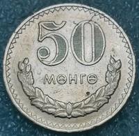 Mongolia 50 Möngö, 1970 - Mongolia