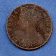 Hong Kong -  1 Cent 1879  -  état  B+ - Hong Kong