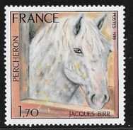 TIMBRE N° 1982   FRANCE - NEUF - TABLEAU J. BIRR PERCHERON - 1978 - France