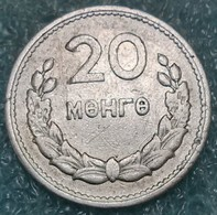 Mongolia 20 Möngö, 1959 - Mongolie