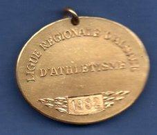 Médaille  - Ligue Régionale D Alsace D Atlhétisme  1982 - France