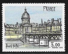TIMBRE N° 1994   FRANCE - NEUF -   TABLEAU OEUVRE DE BERNARD BUFFET - 1978 - France