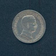 ITALIE – 2 Lires 1914 - Argent - 1861-1946 : Royaume