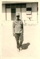 GUERRE D'ALGERIE - LOT DE 2 PHOTOS DE 2 MILITAIRES - Krieg, Militär